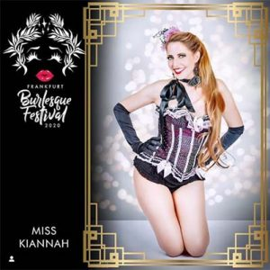Miss Kiannah